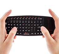 Rii mini i10 MWK-10 2.4ghz teclado inalámbrico con touchpad del ratón para ios android tv tablet pc