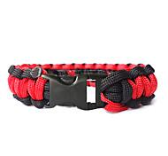 Common Double Color Life-saving Bracelet