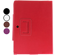 """Protective Litchi PU Case with Stand for 9.4"""" Sony Xperia Tablet"""