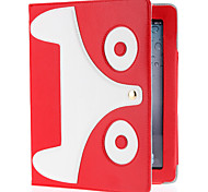 Little Fox Design PU Leather Case with Stand for iPad 2/3/4 (Assorted Colors)