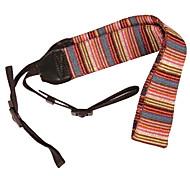 NUEVA Moda Vintage Hippie correa Knit cámara Correa para el cuello para DSLR