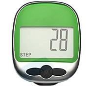 hoyou pedômetro com passos, distância e calorias execução pé cores sortidas