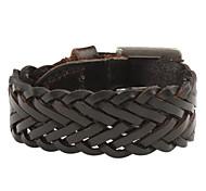 Z&X®  Double Zipper Leather Bracelet