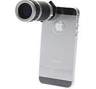 6X Optical Zoom Lens Camera Telescope for iPhone 5