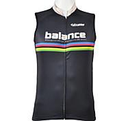 Kooplus Gilet 100% Polyester vélo (Rainbow)
