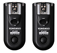 YONGNUO 2.4GHz Radio Remote RF603 Wireless Flash Trigger for Nikon D3100 D7000