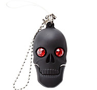 Brillante 16GB USB 2.0 Flash Drive Skull