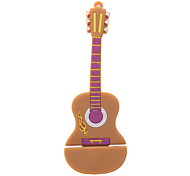 8GB Guitarra acústica USB 2.0 Flash Drive