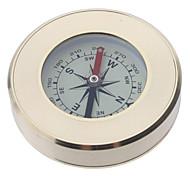 Handy Metal Compass Keychain