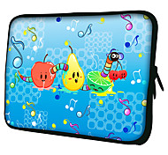 Fruit Party Laptop Sleeve Case pour MacBook Air Pro / HP / DELL / Sony / Toshiba / Asus / Acer