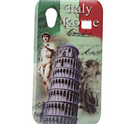 Colosseum Pattern Hard Case for Samsung Galaxy Ace S5830
