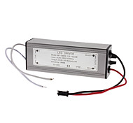 Water Resistant 39-45W LED Constant Current Source Power Supply Driver (85-265V)