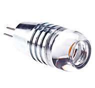 3W G4 LED-spotlampen 1 Krachtige LED 270 lm Warm wit DC 12 V
