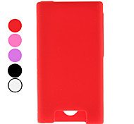 Simple Style Soft Case for iPod Nano 7 (Assorted Colors)