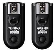yongnuo rf603 disparador de flash inalámbrico para el canon 600d 550d 60d 1100d