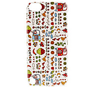 Various Cartoon Pattern Hard Case for iTouch 5