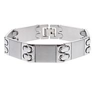 Poseidon Stainless Steel Bracelet