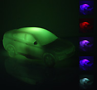 Car Shaped Colorful LED Night Light (3xAG13)