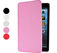 Protective PU Leather Case w/ Stand for iPad mini 3, iPad mini 2, iPad mini (Assorted Colors)