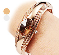 Women's Watch Casual Style Alloy Bracelet Watch
