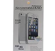 Protector de Pantalla Espejo con Tela de Limpieza para el iPhone 5