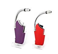 Multifuncional metal encendedor con luz para barbacoa (color al azar)