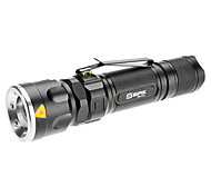 Sipik sk96 zoom 3-mode CREE XM-L T6 LED torcia elettrica (1000lm, 1x18650/3xaaa)