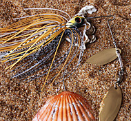 Metal Bait Spinner 10g Floating Fishing Lure