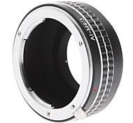 Nikon Объектив для M4 / 3 MFT камера адаптер для Panasonic G1 G2 G3 G10 GH1 GH2 GF1 GF2 GF3 Olympus E-P1 E-P2 E-PL1 E-PL2 E-P3 и т.д.
