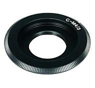 Noir Monture C pour Micro 4/3 Adaptateur E-P1 E-P2 E-P3 G1 GF1 GH1 GH2 GF2 G2 G3 GF3