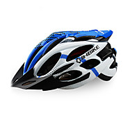 Casque Vélo (Jaune / Rouge / Rose dragée / Bleu , EPS / Grille)-de Unisexe -Cyclisme / Cyclisme en Montagne / Cyclisme sur Route /
