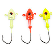 Sharp Stainless/Durable Hook for Fishing SLB001(2/Pack,Random Color)