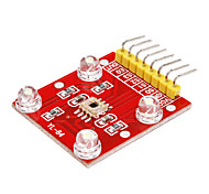 Interfacing TCS3200 Colour Sensor with AVR ATmega32