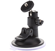 Car Suction Cup Mount Stander for Camera (HD-003A, Load Bearing: 500g)
