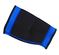 Knee Brace Sports Support Breathable / Compression / Stretchy / Protective Skiing / Golf / Basketball / Cycling/Bike Blue / Black
