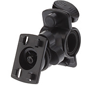 Motorcycle and Bicycle Universal Buckle Head Rotatable Mount Stander for Camera