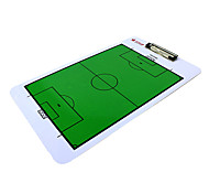 Iron Cramp Pvc Football Coaching Board