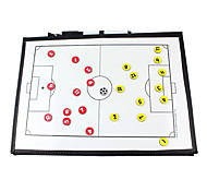 Football Coaching-Board mit 2 Pens & 1 Eraser