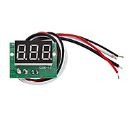 "C20D 0.56""LED 3-Digital Ammeter Module (White + Green, DC 0~5A)"