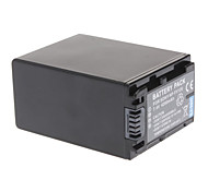 NP-FV120 7.4V 4200mAh Rechargeable Li-ion Battery for Sony NP-FV30 / FV50 / FV70 and More