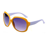 Woman's Plastic Full Frames Sunglasses