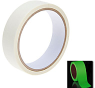 124x2cm Glow in Dark Light Tape luminosa