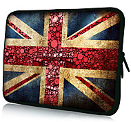 "União Padrão Jack 7 ""/ 10"" / 13 ""Case Laptop Sleeve para MacBook Air Pro / Mini Ipad / Tab2/Google Galaxy Nexus 18070"