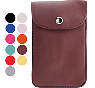 Premium Pretty PU Leather Case for iPhone 5/5S and iPhone 4 (Assorted Colors)
