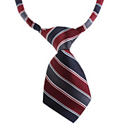 Dog Tie Spring/Fall - Red - Wedding - Nylon