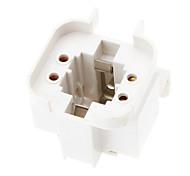 G24 Base de lâmpada soquete pingente suporte da lâmpada