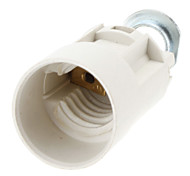 E14 Base 53mm Candle Bulb Socket Lamp Holder