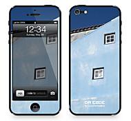 "Codice Da ™ Pelle per iPhone 4/4S: ""greca"" (Serie City)"