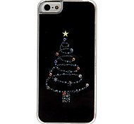 Christmas Tree Pattern Hard Case for iPhone 5/5S