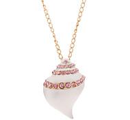 Encantadoras Esmaltes Dripping totalmente jóias colares Conch